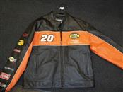 TONY STEWART LEATHER JACKET
